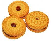 Печенье сахарное с начинками