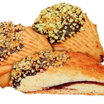 Ёжик с арахисом в конд. глазури