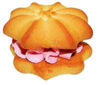 Печенье сдобное склеенное различными начинками
